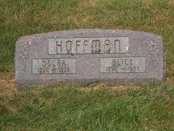 Alice <I>Goupil</I> Hoffman