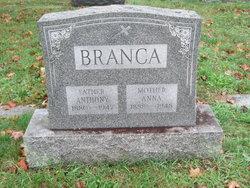Anna <I>Delone</I> Branca