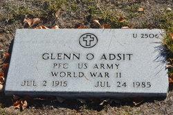 Glenn O Adsit