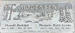 Marjorie Mogensen
