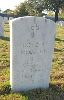 Boyd Roscoe McClure