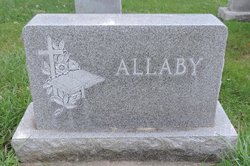 """Edwin T """"Ned"""" Allaby"""