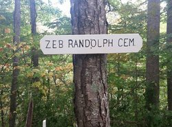 Zeb Randolph Cemetery