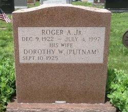 """Dorothy """"Dotty"""" <I>Putnam</I> Durkee"""