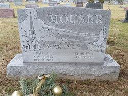 Paul R Mouser
