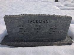 John Donald Jackman