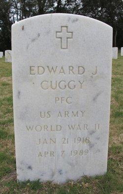 Edward J Cuggy