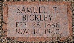Samuel Thomas Bickley