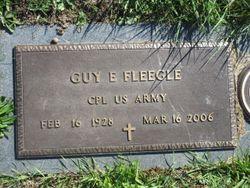 Guy Eugene Fleegle