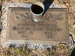 Michael Lane Watson
