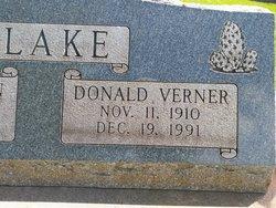 "Donald Verner ""Chap"" Blake"