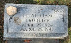 LT William Trodlier