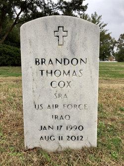 Brandon Thomas Cox