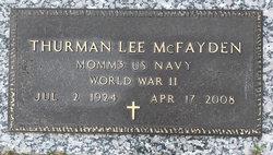 Thurman Lee McFayden