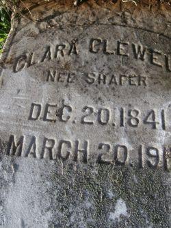 Clara E. <I>Schaffer</I> Clewell