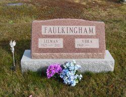 Leeman Elmer Faulkingham, Sr