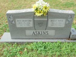 Bessie Aldana <I>Boyd</I> Askins