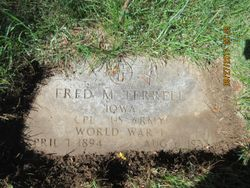 Fred M Terrell