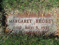 Margaret Brobst