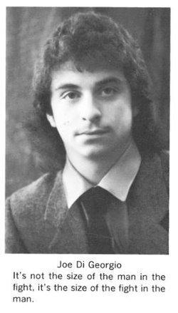 Joseph Francis Digeorgio, Jr