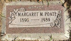 Margaret <I>Mayberry</I> Poate