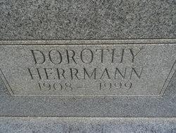 Dorothy <I>Herrmann</I> Blake