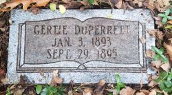 Gertie DuPerrett
