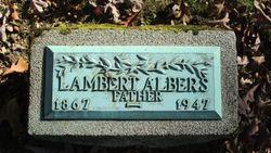Lambert Albers