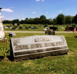"""Martha """"Mattie"""" <I>Black</I> Mitchell"""