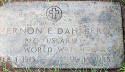 Vernon E Dahlberg