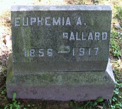 Euphemia A Ballard