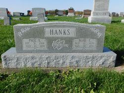 Mary Catherine <I>Hagerty</I> Hanks