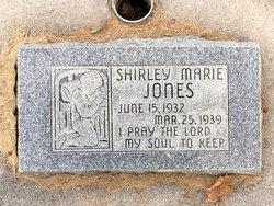Shirley Marie Jones