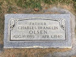 Charles Frank Olsen
