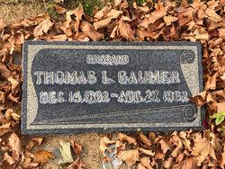 Thomas L Gaumer