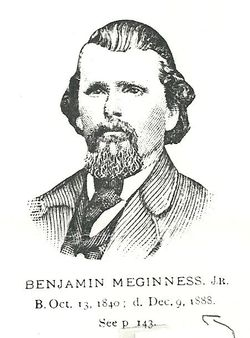 Benjamin Meginness, Jr
