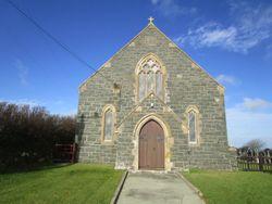 Berea Chapel Burial Ground