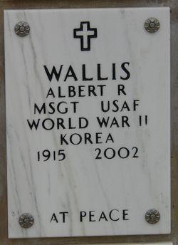 Albert R Wallis