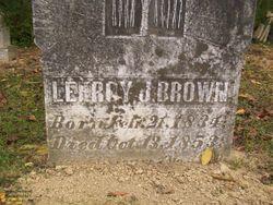 LeeRoy J. Brown