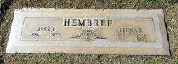 Lenna <I>Baxter</I> Hembree