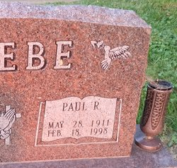 Paul R Beebe