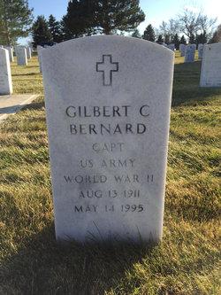 Gilbert C Bernard