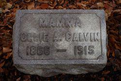 Ollie A. <I>Bowers</I> Calvin