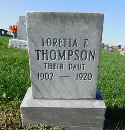 Loretta Fern <I>Hanks</I> Thompson
