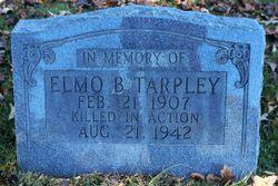 "Elmo Buchanan ""Buck"" Tarpley"