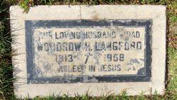 Woodrow Henry Langford