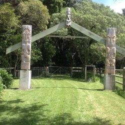 Bulls Maori Cemetery
