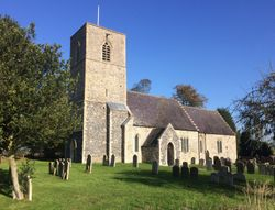 All Saints Churchyard