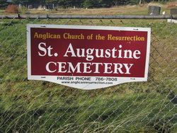 St Augustine Anglican Cemetery
