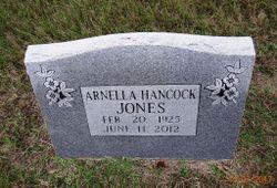 Arnella <I>Hancock</I> Jones
